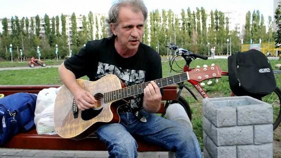 Водитель сбил гитариста «Сектора газа» в Воронеже