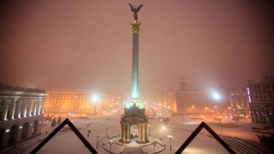 Полчища крыс захватили Киев