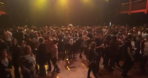 Концертный зал эвакуировали в Брюсселе из-за угрозы взрыва
