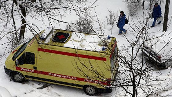 Рабочий разбился насмерть на стройке в Москве
