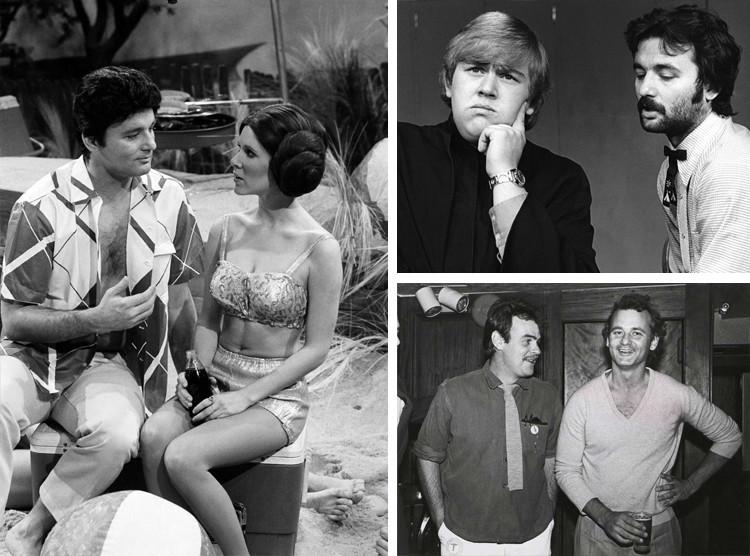 Самый меланхоличный комик и живая легенда Голливуда на редких фотографиях