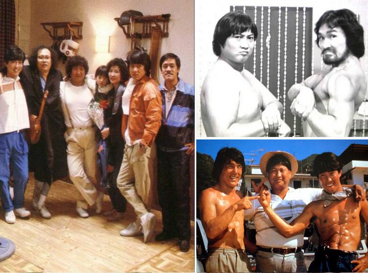 Саммо Хунг — легенда гонконгских боевиков  за кадром