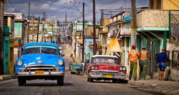 Вы находитесь на Кубе, если…