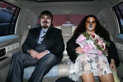 Когда что-то пошло не так: забавные свадебные снимки