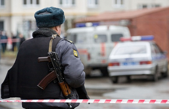 В Томске на парковке нашли взрывное устройство
