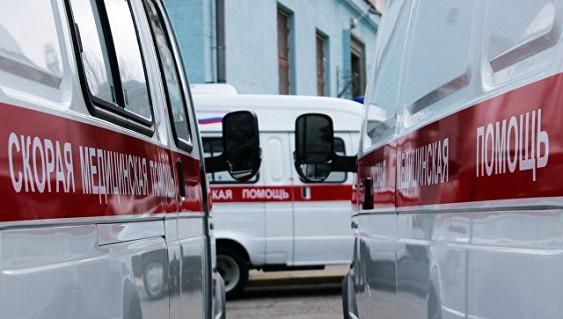 В Москве госпитализировали семь детей после ДТП на Варшавском шоссе