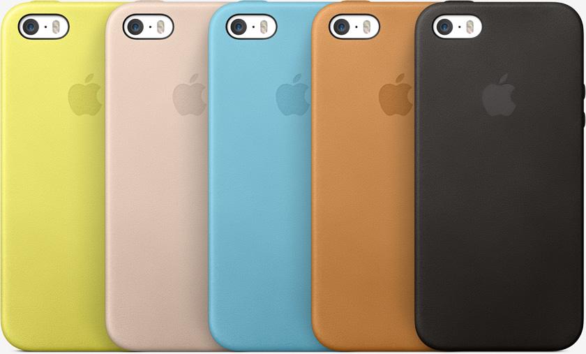 Чехлы Apple для iPhone 5c
