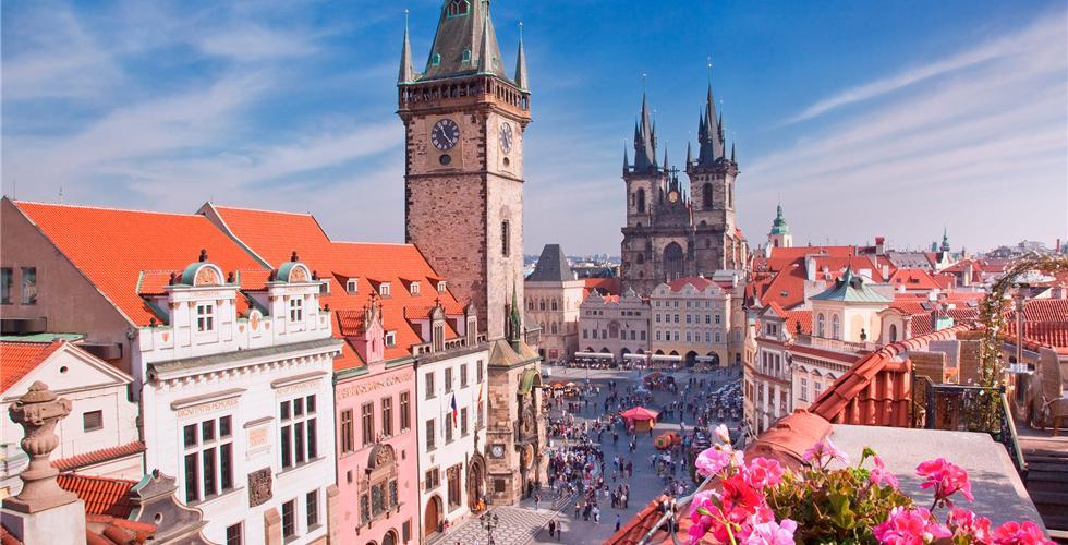 Туры в Прагу, Чехия
