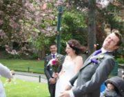 Смешные свадебные снимки, которые вас развеселят