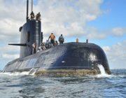 Адмирал оценил шансы найти обломки аргентинской подлодки «Сан-Хуан»