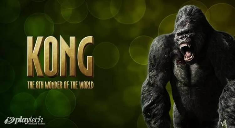 Лучший игровой автомат по мотивам фильма о Кинг-Конге