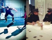 Исландские полицейские покорили  Instagram забавными снимками
