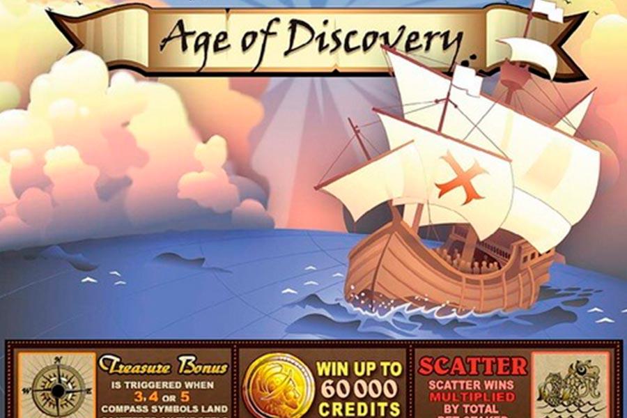 игровые автоматы Age of Discovery