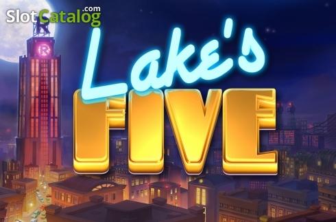 Секреты игрового автомата «Lake's Five»