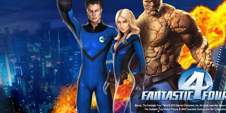 автомат Fantastic Four