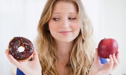 Как сократить количество потребляемых калорий