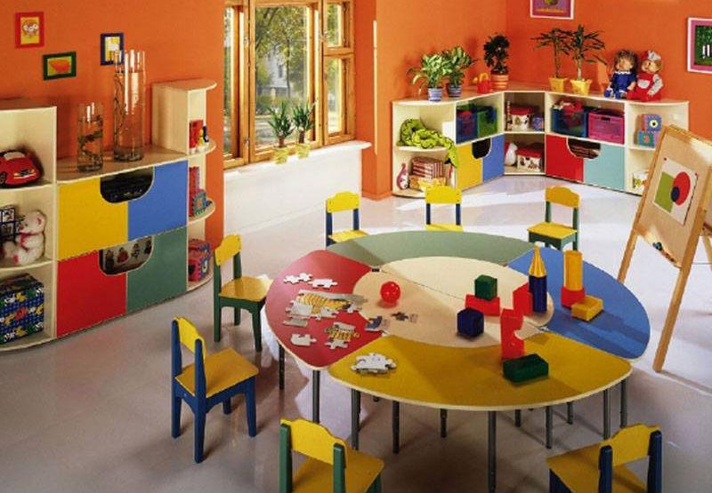 Мебель для садиков от производителя