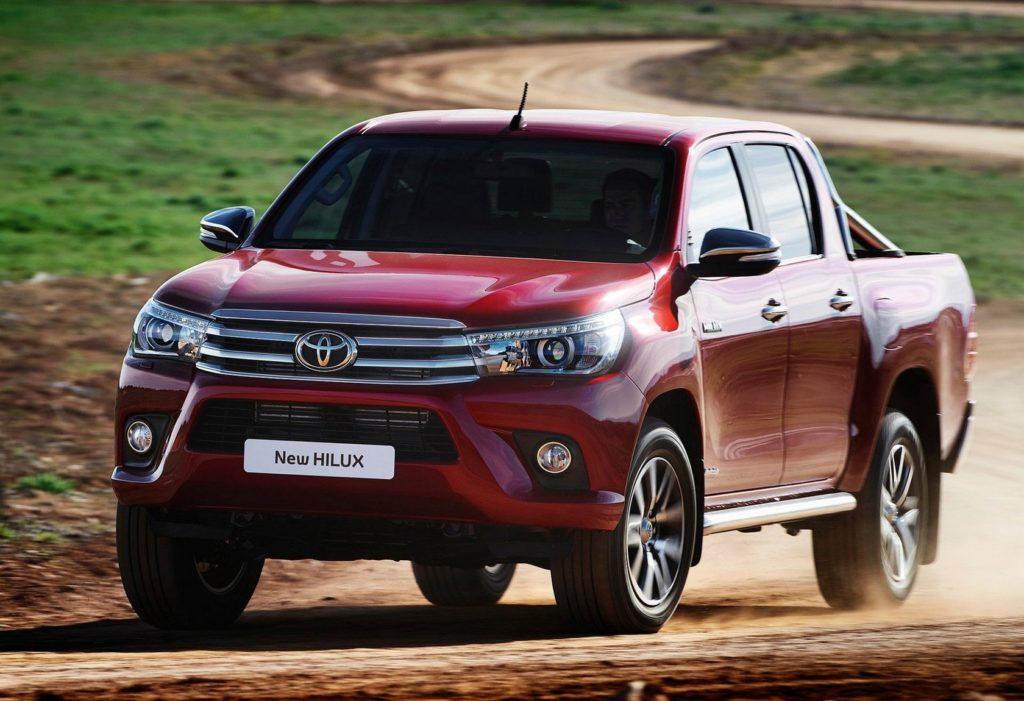 Toyota Hilux 2016: